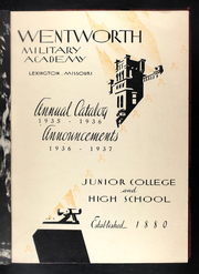Page 9, 1936 Edition, Wentworth Military Academy - Yearbook (Lexington, MO) online yearbook collection