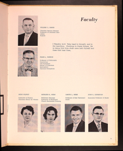 Page 11, 1961 Edition, Central Christian College - Yearbook (Moberly, MO) online yearbook collection