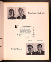 Page 15, 1961 Edition, Central Christian College - Yearbook (Moberly, MO) online yearbook collection