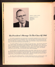 Page 8, 1961 Edition, Central Christian College - Yearbook (Moberly, MO) online yearbook collection