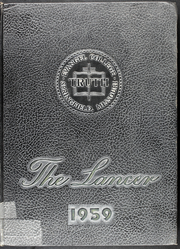 Page 1, 1959 Edition, Evangel University - Lancer Yearbook (Springfield, MO) online yearbook collection