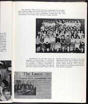 Page 11, 1959 Edition, Evangel University - Lancer Yearbook (Springfield, MO) online yearbook collection