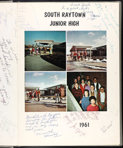 Page 9, 1961 Edition, Raytown South Junior High School - Southerner Yearbook (Raytown, MO) online yearbook collection