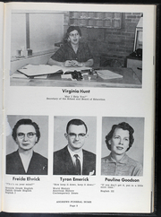 Page 13, 1961 Edition, Worth County R I High School - Tiger Yearbook (Grant City, MO) online yearbook collection