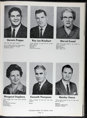 Page 15, 1961 Edition, Worth County R I High School - Tiger Yearbook (Grant City, MO) online yearbook collection