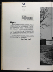 Page 6, 1961 Edition, Worth County R I High School - Tiger Yearbook (Grant City, MO) online yearbook collection