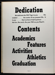 Page 8, 1961 Edition, Worth County R I High School - Tiger Yearbook (Grant City, MO) online yearbook collection