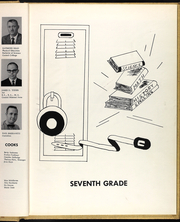 Page 13, 1962 Edition, Baptiste Junior High School - Leprechaun Yearbook (Kansas City, MO) online yearbook collection