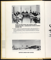 Page 8, 1962 Edition, Baptiste Junior High School - Leprechaun Yearbook (Kansas City, MO) online yearbook collection