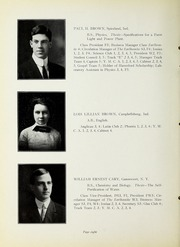 Page 16, 1912 Edition, Earlham College - Sargasso Yearbook (Richmond, IN) online yearbook collection