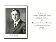 Page 12, 1920 Edition, Earlham College - Sargasso Yearbook (Richmond, IN) online yearbook collection