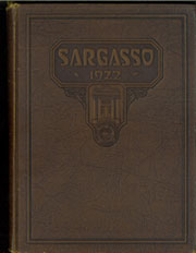 Page 1, 1922 Edition, Earlham College - Sargasso Yearbook (Richmond, IN) online yearbook collection