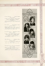Page 55, 1927 Edition, Earlham College - Sargasso Yearbook (Richmond, IN) online yearbook collection