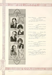 Page 56, 1927 Edition, Earlham College - Sargasso Yearbook (Richmond, IN) online yearbook collection