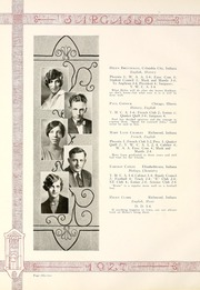 Page 62, 1927 Edition, Earlham College - Sargasso Yearbook (Richmond, IN) online yearbook collection