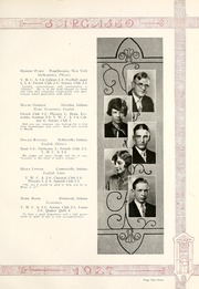 Page 63, 1927 Edition, Earlham College - Sargasso Yearbook (Richmond, IN) online yearbook collection