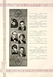 Page 66, 1927 Edition, Earlham College - Sargasso Yearbook (Richmond, IN) online yearbook collection