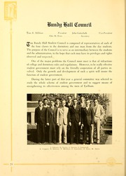 Page 82, 1933 Edition, Earlham College - Sargasso Yearbook (Richmond, IN) online yearbook collection