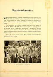 Page 83, 1933 Edition, Earlham College - Sargasso Yearbook (Richmond, IN) online yearbook collection