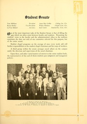 Page 85, 1933 Edition, Earlham College - Sargasso Yearbook (Richmond, IN) online yearbook collection