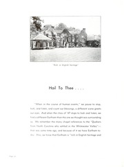 Page 10, 1947 Edition, Earlham College - Sargasso Yearbook (Richmond, IN) online yearbook collection