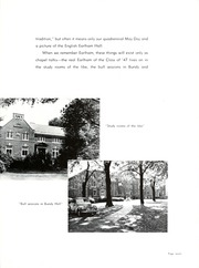 Page 11, 1947 Edition, Earlham College - Sargasso Yearbook (Richmond, IN) online yearbook collection