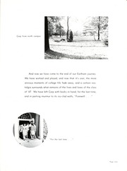 Page 13, 1947 Edition, Earlham College - Sargasso Yearbook (Richmond, IN) online yearbook collection