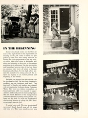 Page 15, 1949 Edition, Earlham College - Sargasso Yearbook (Richmond, IN) online yearbook collection