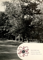 Page 7, 1949 Edition, Earlham College - Sargasso Yearbook (Richmond, IN) online yearbook collection