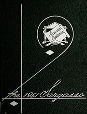 Page 1, 1951 Edition, Earlham College - Sargasso Yearbook (Richmond, IN) online yearbook collection