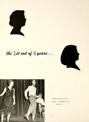 Page 10, 1951 Edition, Earlham College - Sargasso Yearbook (Richmond, IN) online yearbook collection
