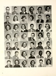Page 12, 1951 Edition, Earlham College - Sargasso Yearbook (Richmond, IN) online yearbook collection