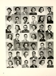 Page 16, 1951 Edition, Earlham College - Sargasso Yearbook (Richmond, IN) online yearbook collection