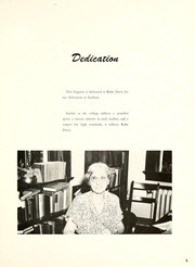 Page 9, 1951 Edition, Earlham College - Sargasso Yearbook (Richmond, IN) online yearbook collection
