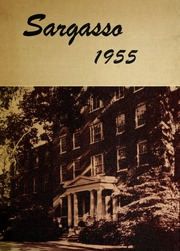 Page 1, 1955 Edition, Earlham College - Sargasso Yearbook (Richmond, IN) online yearbook collection