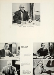 Page 15, 1955 Edition, Earlham College - Sargasso Yearbook (Richmond, IN) online yearbook collection