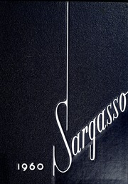 Page 1, 1960 Edition, Earlham College - Sargasso Yearbook (Richmond, IN) online yearbook collection