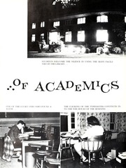 Page 10, 1960 Edition, Earlham College - Sargasso Yearbook (Richmond, IN) online yearbook collection
