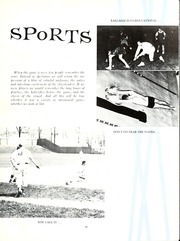 Page 17, 1960 Edition, Earlham College - Sargasso Yearbook (Richmond, IN) online yearbook collection
