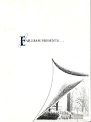 Page 5, 1960 Edition, Earlham College - Sargasso Yearbook (Richmond, IN) online yearbook collection