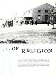 Page 8, 1960 Edition, Earlham College - Sargasso Yearbook (Richmond, IN) online yearbook collection