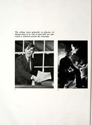 Page 18, 1967 Edition, Earlham College - Sargasso Yearbook (Richmond, IN) online yearbook collection