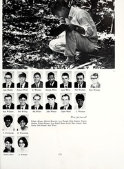 Page 183, 1967 Edition, Earlham College - Sargasso Yearbook (Richmond, IN) online yearbook collection