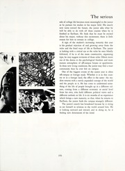 Page 197, 1967 Edition, Earlham College - Sargasso Yearbook (Richmond, IN) online yearbook collection