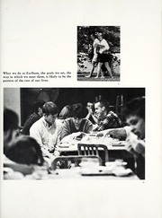Page 27, 1967 Edition, Earlham College - Sargasso Yearbook (Richmond, IN) online yearbook collection