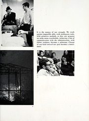 Page 31, 1967 Edition, Earlham College - Sargasso Yearbook (Richmond, IN) online yearbook collection