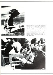 Page 7, 1972 Edition, Earlham College - Sargasso Yearbook (Richmond, IN) online yearbook collection