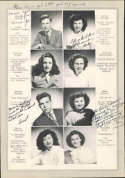 Page 12, 1948 Edition, Sunnydale Adventist Academy - Reveries Yearbook (Centralia, MO) online yearbook collection