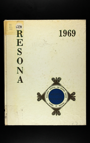 1969 Edition, Research College of Nursing - Resona Yearbook (Kansas City, MO)