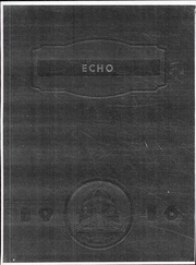 1946 Edition, Faucett High School - Echo Yearbook (Faucett, MO)